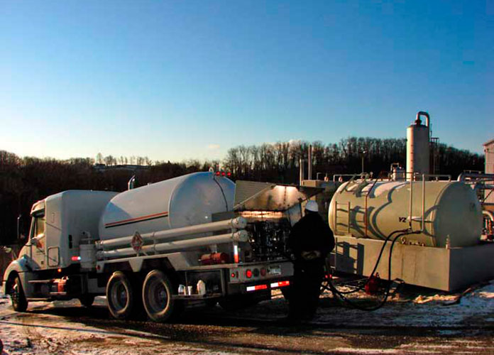 Natural Gas Odorant Delivery & Transfers