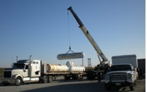 Midland Resource Recovery (MRR) - Decommissioning Odorant Tanks & Equipment