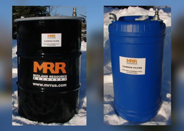 MRR Passive Activated Carbon Filters