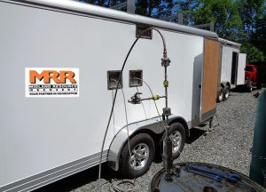 Natural Gas Odorization Trailer by Midland Resource Recovery (MRR)
